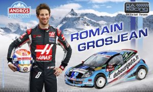 Grosjean set for Andros Trophy outing at Alpe d'Huez
