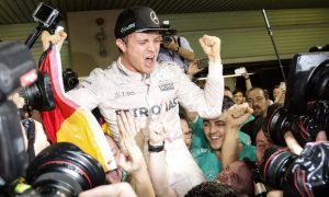 Wolff: Rosberg was 'vicious' in his battle with Hamilton