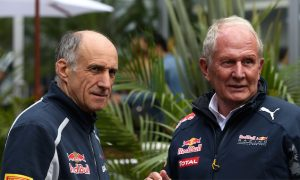 F1 spending levels can't continue, warns Tost