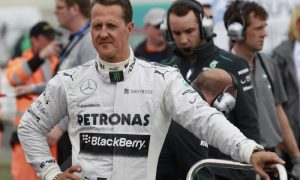 Gruesome Schumacher blackmail attempt foiled!