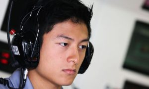 Rio Haryanto joins Formula E test in Valencia