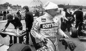 The day Lauda walked out on a whim