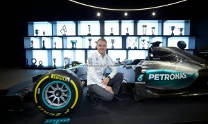 Are these leaked Bottas/Mercedes pictures?