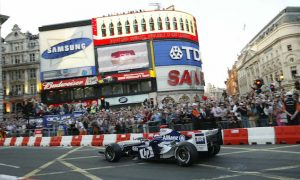 London mayor wants pollution study before staging F1 race