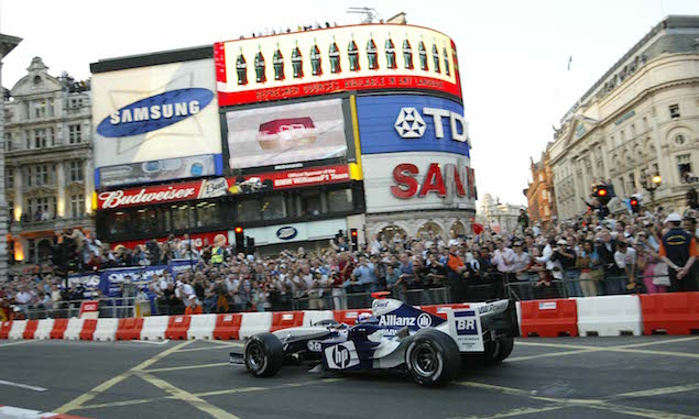 London GP idea gets thumbs-up from McLaren boss