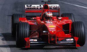 Top 10 F1 cars driven by Michael Schumacher