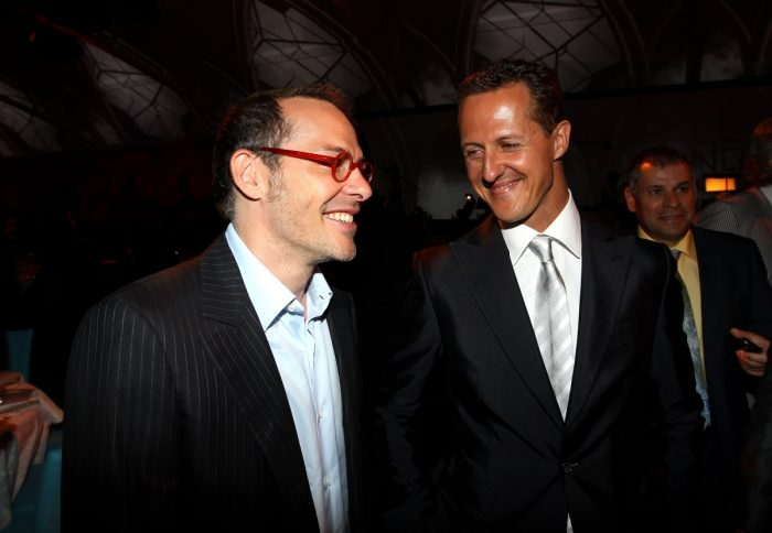 Schumacher name a burden for Mick, says Villeneuve
