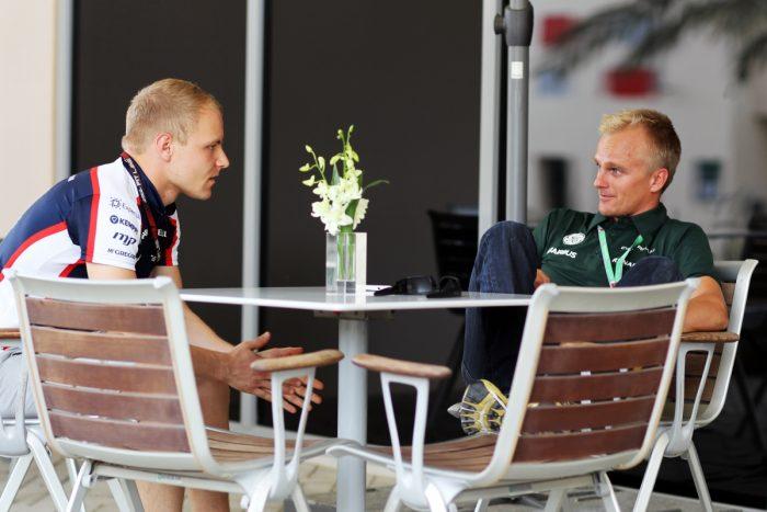 Kovalainen put in a bid for Bottas seat at Williams