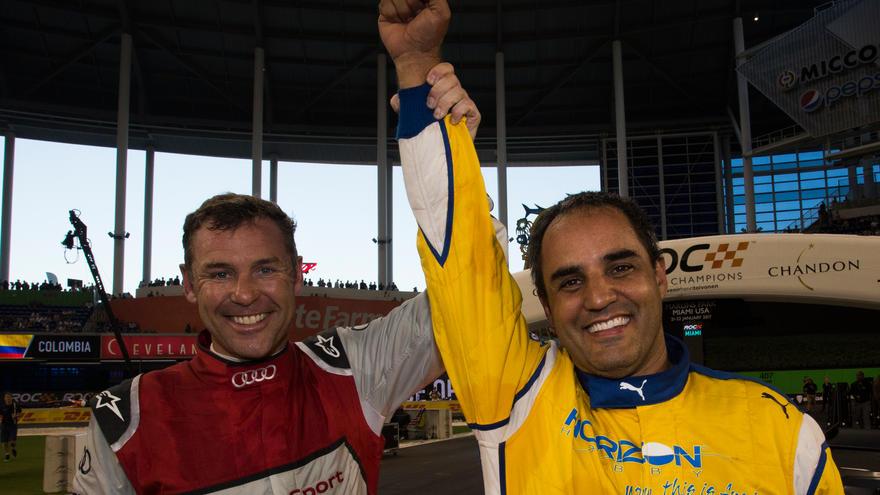 ROC Miami: Montoya is the Champion of Champions!
