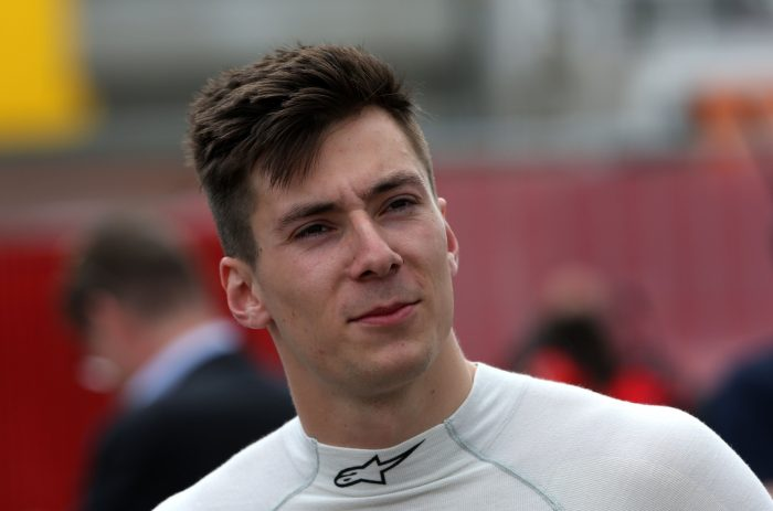Alex Lynn signed as DS Virgin reserve driver