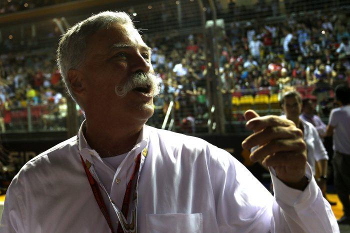 F1's Carey slams BRDC 'posturing' over British GP plight