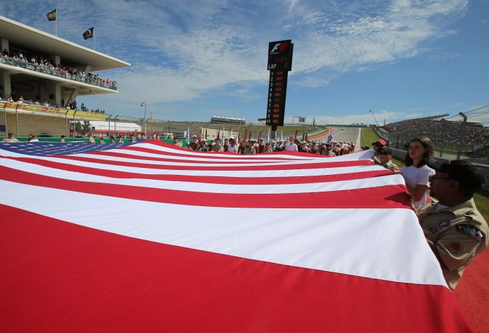 COTA's Epstein open to more F1 races in the US