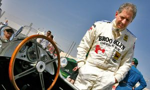 Scheckter recalls his first F1 outings