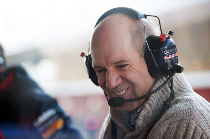 Newey: Renault going in a very good direction