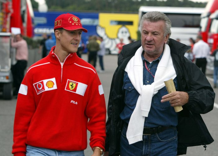 Schumacher family should tell the truth, says Willi Weber