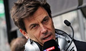 Mercedes will have to catch up, admits Wolff