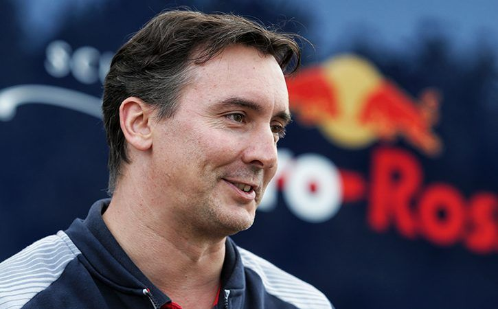 James Key, Toro Rosso technical director