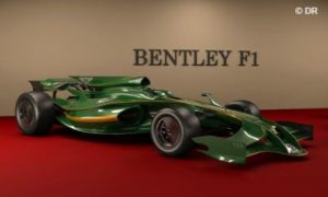 Is Bentley considering Formula 1?