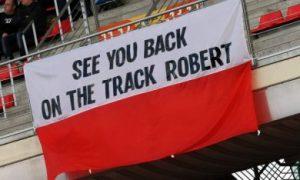 Robert Kubica now ready to test an F1 car