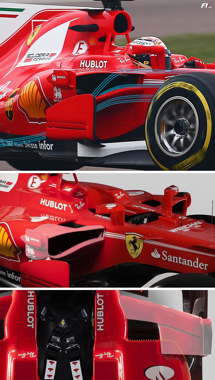 Motor Racing - Ferrari SF70H Shakedown - Fiorano, Italy