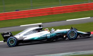 Gallery: stunning studio pictures of Mercedes' W08