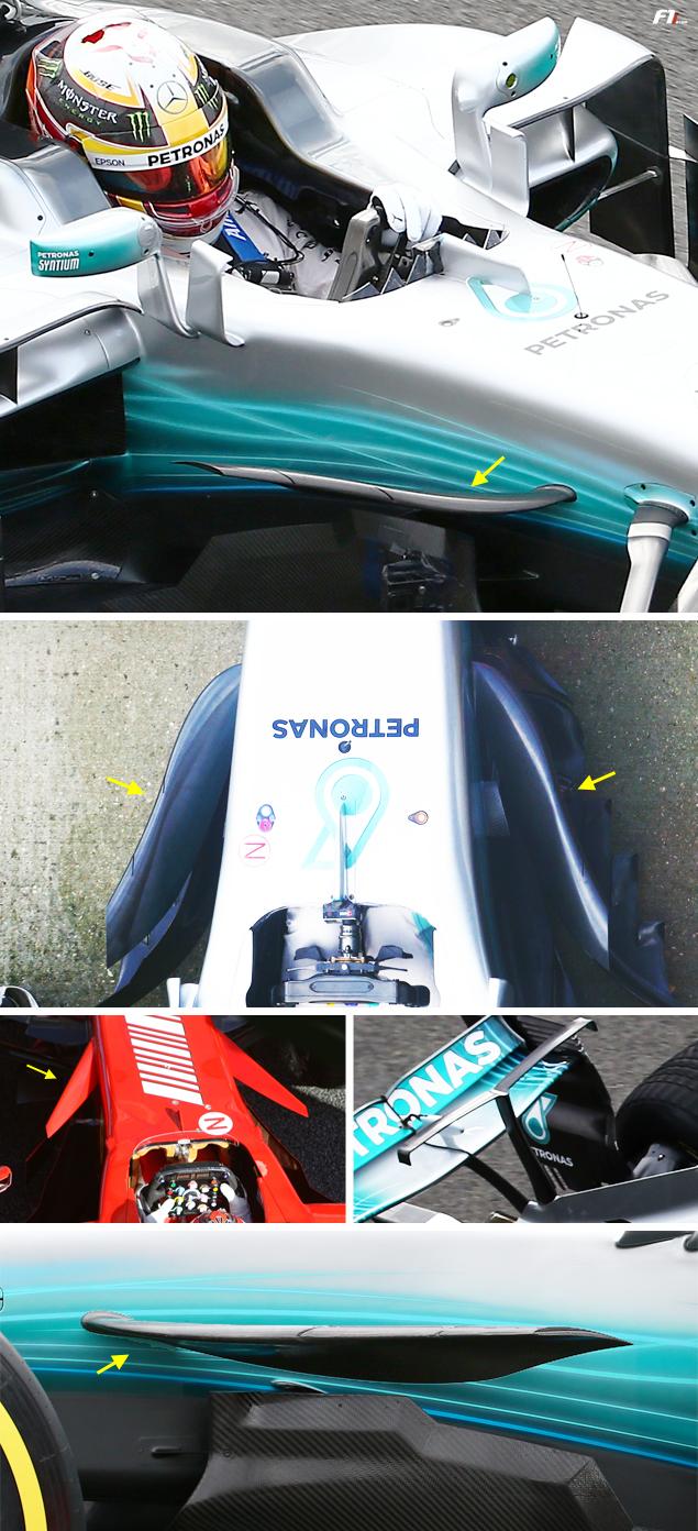 Motor Racing - Mercedes AMG F1 W08 Launch - Silverstone, England