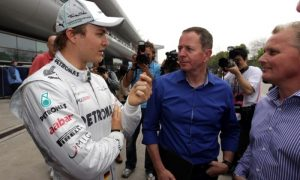 'I would have done the same as Rosberg', says Herbert