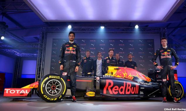 ©Red Bull Racing