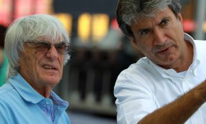 Pasquale Lattuneddu follows Ecclestone out the F1 door