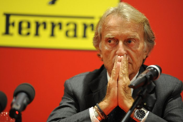 Montezemolo gets a painful snub from Ferrari