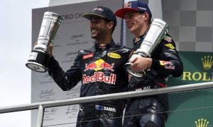 Ricciardo and Verstappen tightly matched, says Coulthard