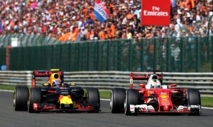 Renault on par with Ferrari - closing the gap to Mercedes