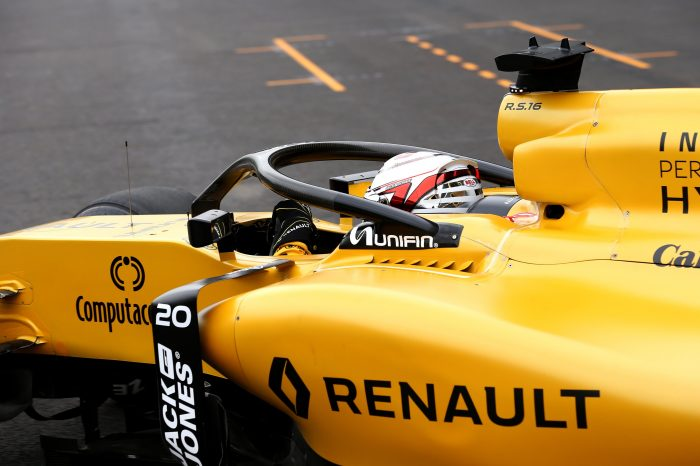 Magnussen opposes 'halo' introduction