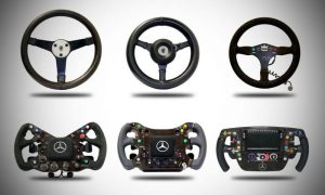 Reinventing the ...steering wheel.