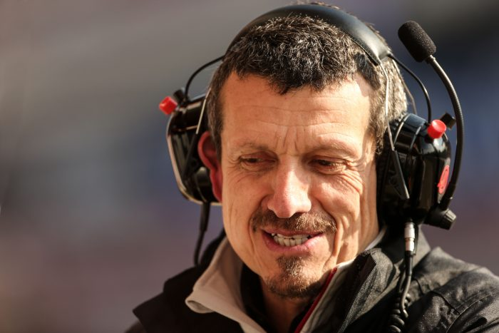 Guenther Steiner, Haas F1 team prinicipal.