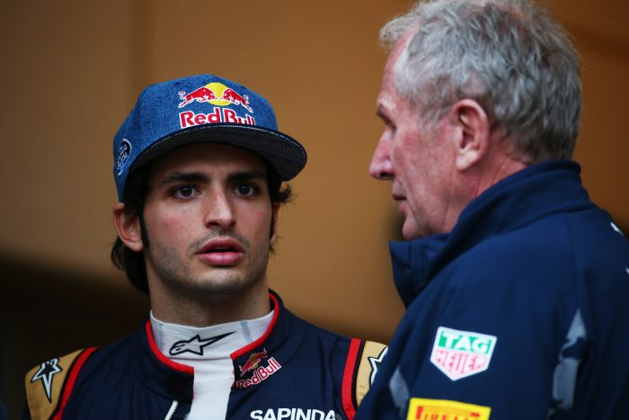 Sainz unsure if Singapore was last Toro Rosso race