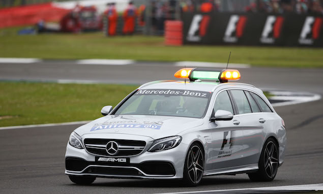 F1 Medical Car driver Van der Merwe explains crucial role
