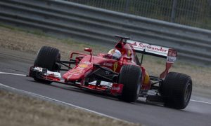 Ferrari gets first dedicated weather test with Pirelli