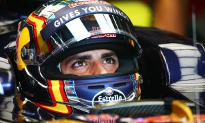 Sainz boosted by Prost comments