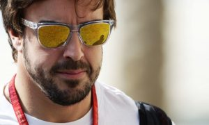 Alonso reveals contact with Mercedes after Rosberg retirement