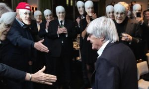 Friends honour Ecclestone with special evening in London