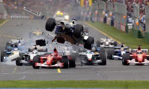 One unforgettable takeoff for Ralf Schumacher