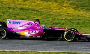 Is Force India about to see pink?