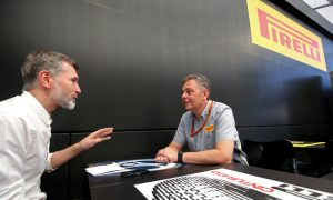 Tech F1i: Mario Isola on the design of F1's 2017 tyres
