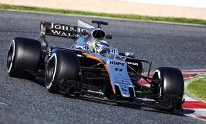 Force India tells drivers to lose weight!