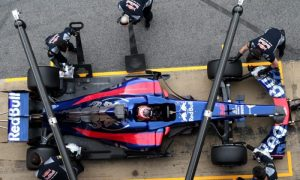 Toro Rosso's Key working hard to fit Honda engine