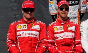 Raikkonen left behind by Vettel momentum - Lauda