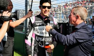 Ocon conquers 'first point of many'
