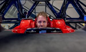 Seb is keeping up the momentum