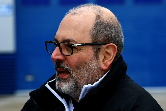 Gilles Simon, new FIA Head of Technical